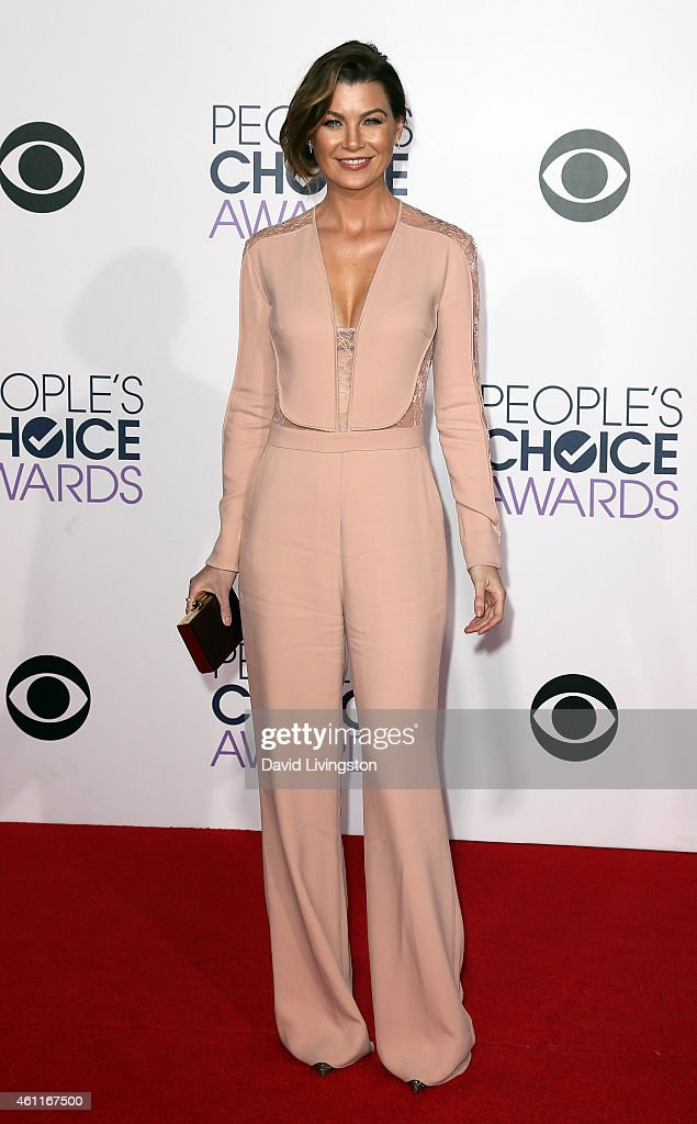 2015 People's Choice Awards - Arrivals : News Photo