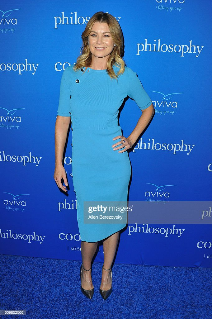 Philosophy And Ellen Pompeo Welcome You To The Age Of Cool