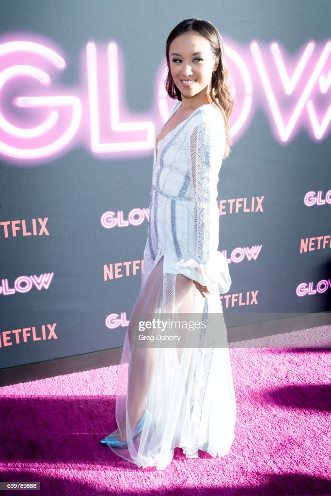 "Premiere Of Netflix's ""GLOW"" - Red Carpet"
