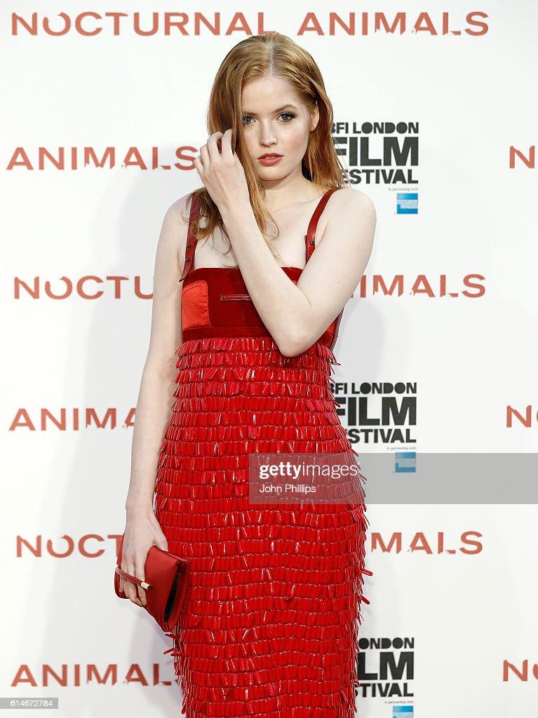 'Nocturnal Animals' - Headline Gala - 60th BFI London Film Festival