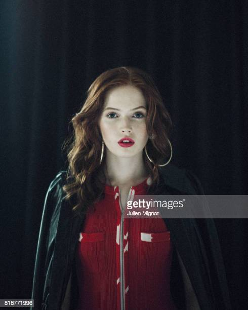 Actress Ellie Bamber is photographed for Grazia Magazine on May 18 2016 in Cannes France