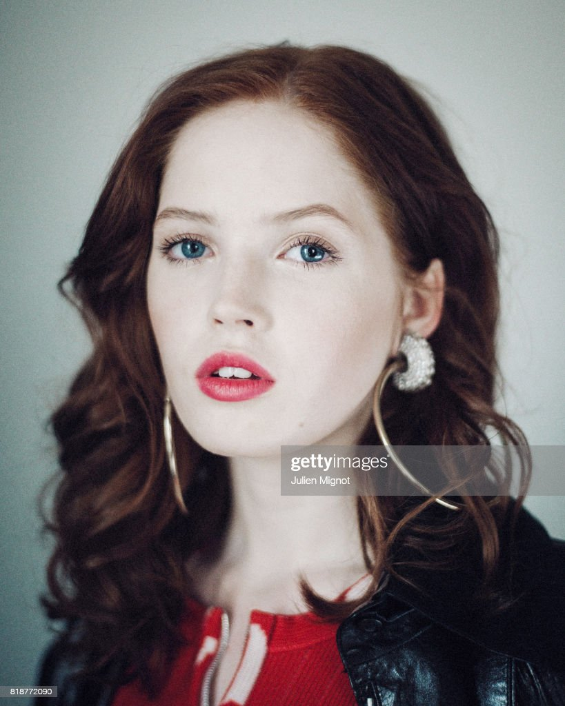 Actress Ellie Bamber is photographed for Grazia Magazine on May 18, 2016 in Cannes, France.