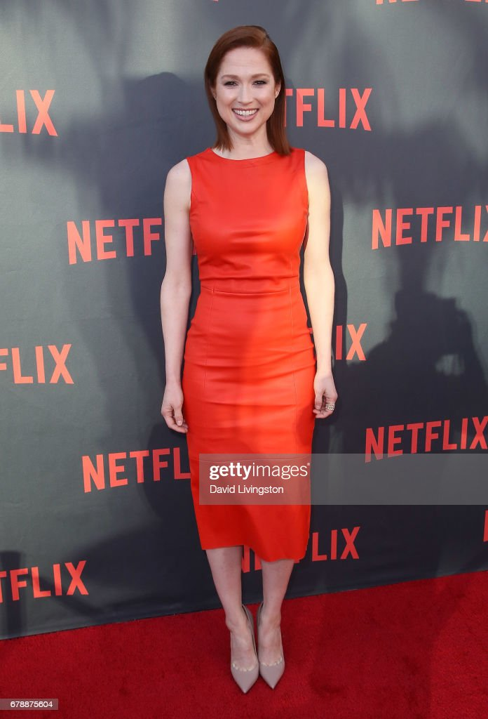 Actress Ellie Kemper attends Netflix's 'Unbreakable Kimmy Schmidt' For Your Consideration event at Saban Media Center on May 4, 2017 in North Hollywood, California.