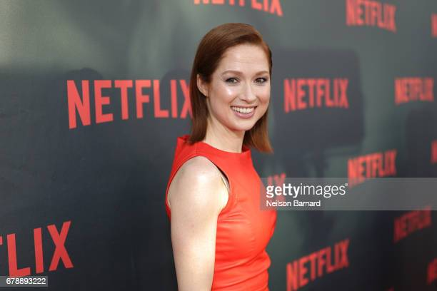 "Actress Ellie Kemper attends Netflix's ""Unbreakable Kimmy Schmidt"" for your consideration event red carpet at Saban Media Center on May 4, 2017 in..."