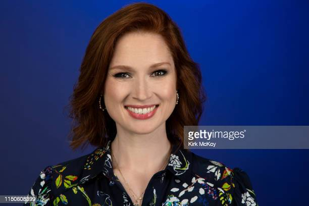 Actress Ellie Kemper is photographed for Los Angeles Times on May 29, 2019 in El Segundo, California. PUBLISHED IMAGE. CREDIT MUST READ: Kirk...