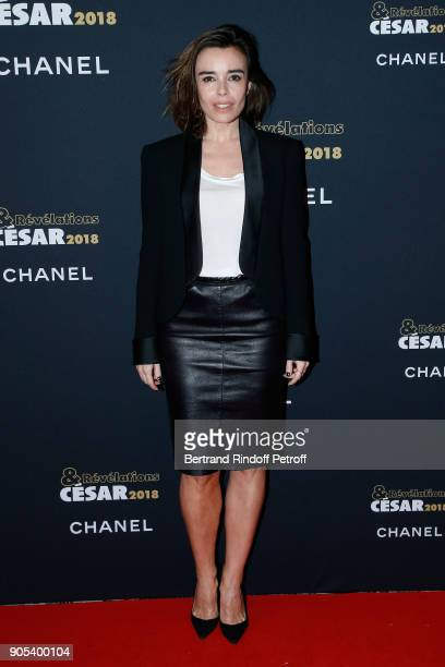 Actress Elodie Bouchez attends the 'Cesar Revelations 2018' Party at Le Petit Palais on January 15 2018 in Paris France