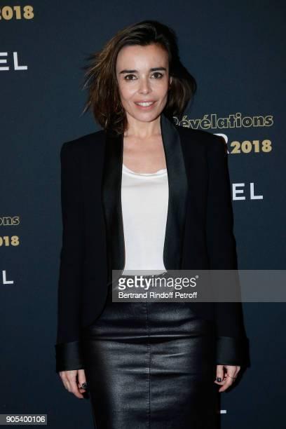 Actress Elodie Bouchez attends the 'Cesar Revelations 2018' Party at Le Petit Palais on January 15 2018 in Paris France