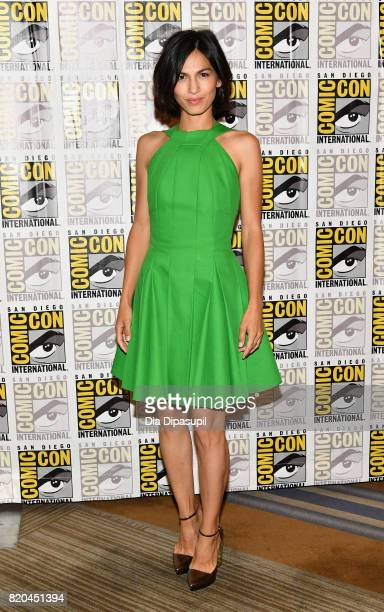 Actress Elodie Yung at Marvel's 'The Defenders' Press Line during ComicCon International 2017 at Hilton Bayfront on July 21 2017 in San Diego...