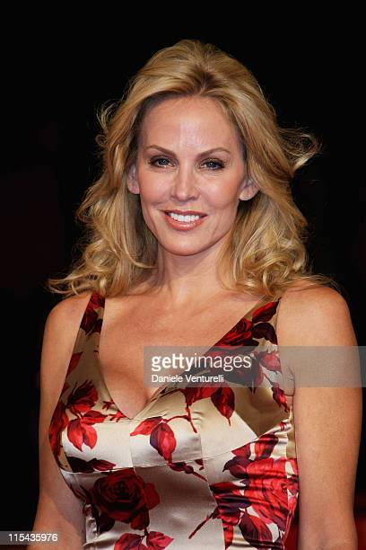 Actress Eloise DeJoria attends the Premiere for 'Dukes' during day 6 of the 2nd Rome Film Festival on October 23 2007 in Rome Italy