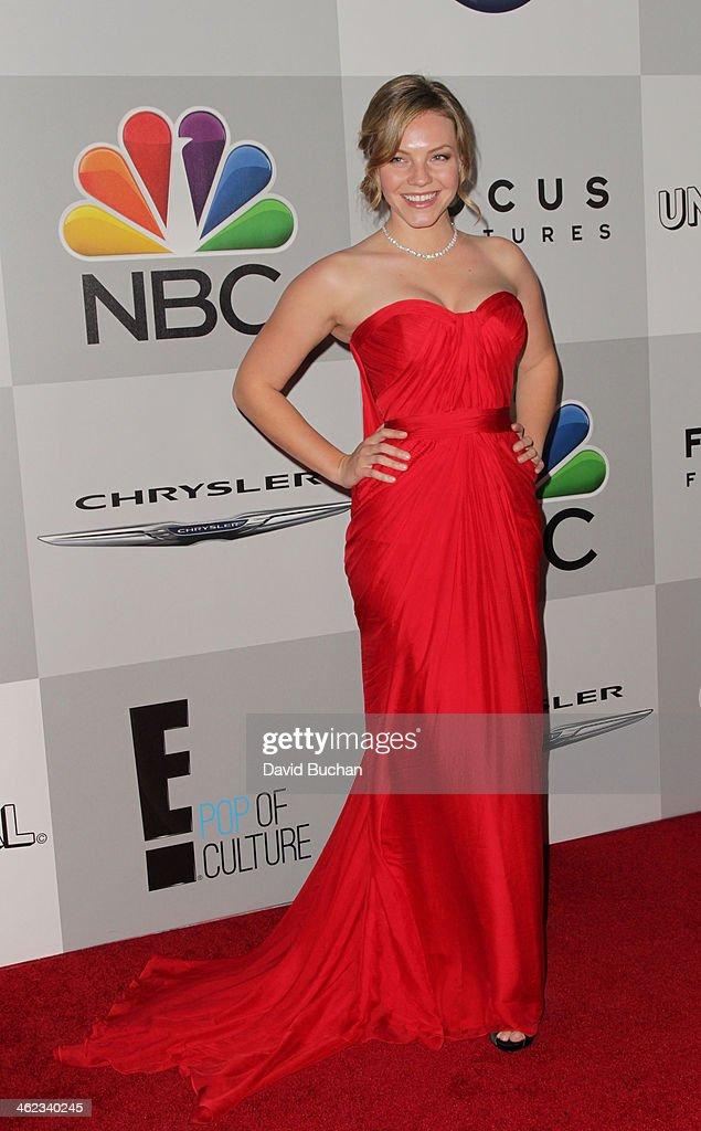 Actress Eloise Mumford attends the Universal, NBC, Focus