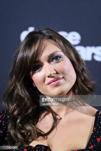 Actress Elsa Esnoult attends the Danse Avec Les Stars Photocall At TF1 on September 04 2019 in BoulogneBillancourt France