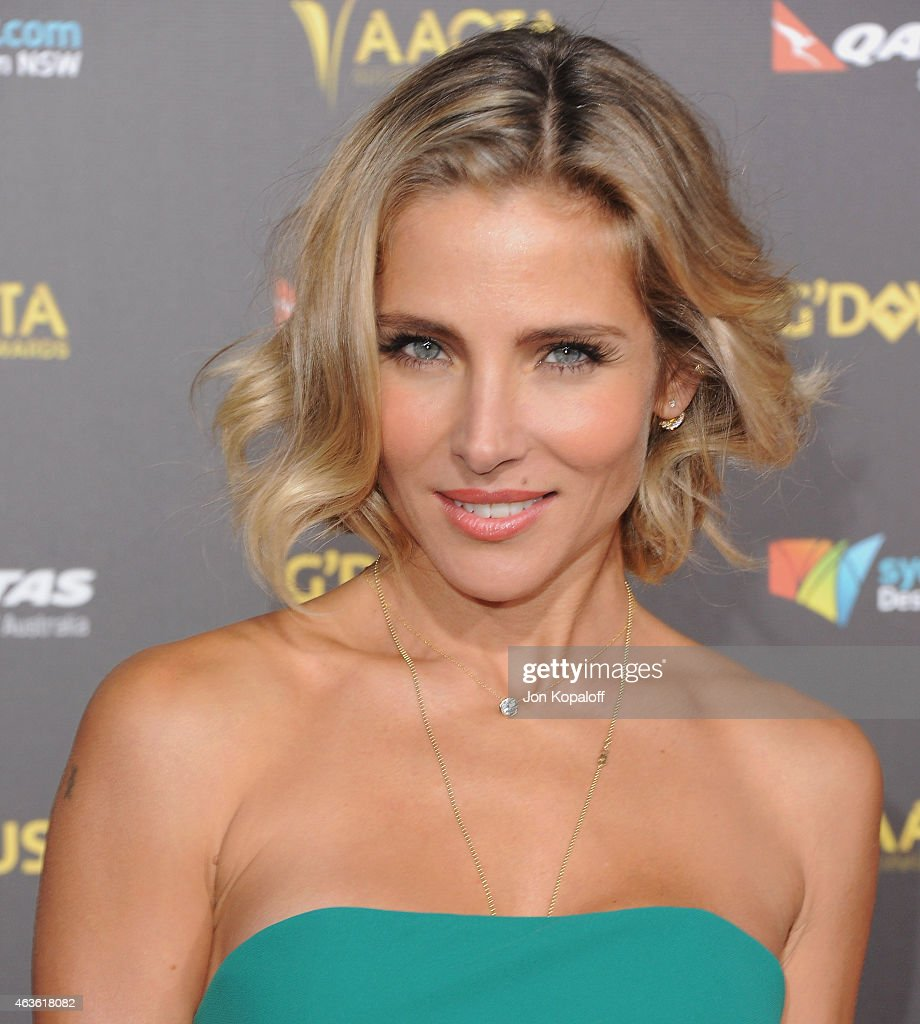 2015 G'Day USA Gala Featuring The AACTA International Awards Presented By Qantas