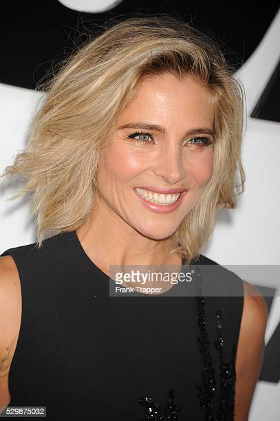 Actress Elsa Pataky arrives at the premiere of Furious 7 held at the TCL Chinese Theater in Hollywood