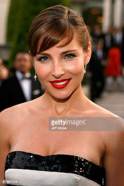Actress Elsa Pataky attends the amfAR Cinema Against AIDS 2009 benefit at the Hotel du Cap during the 62nd Annual Cannes Film Festival on May 21 2009...