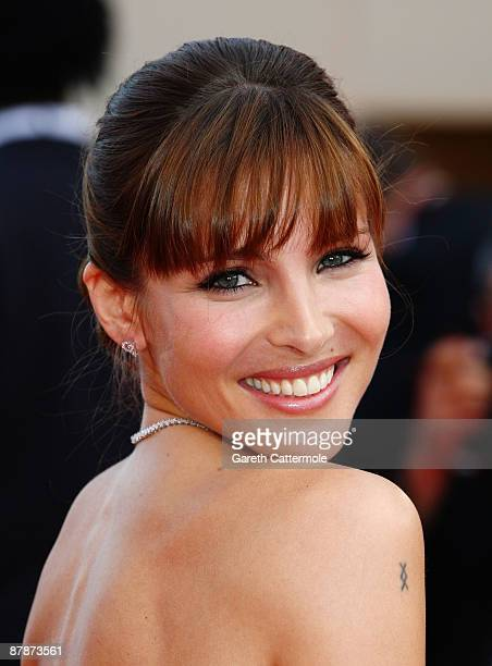 Actress Elsa Pataky attends the Inglourious Basterds Premiere held at the Palais Des Festivals during the 62nd International Cannes Film Festival on...