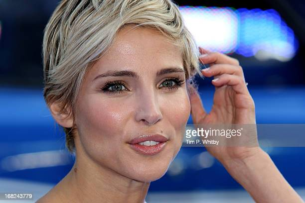 Actress Elsa Pataky attends the World Premiere of 'Fast Furious 6' at Empire Leicester Square on May 7 2013 in London England