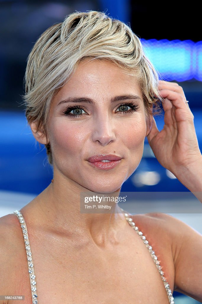 Actress Elsa Pataky Attends The World Premiere Of Fast Furious 6 News Photo Getty Images
