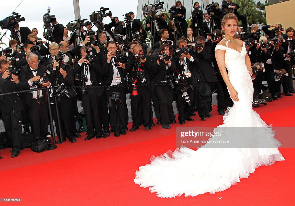 Actress Elsa Pataky attends the 'You Will Meet A Tall Dark Stranger' Premiere held at the Palais des Festivals during the 63rd Annual International Cannes Film Festival on May 15, 2010 in Cannes, France.