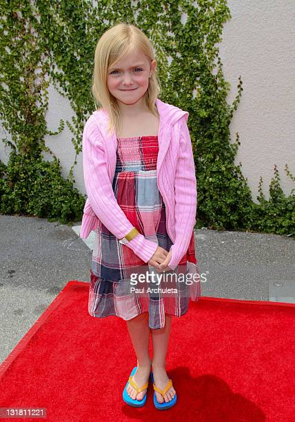 Actress Elsie Fisher arrives at the Dream Magazine summer kick off and clothing line debut fashion show benefiting Caley Camarillo at The Painted...