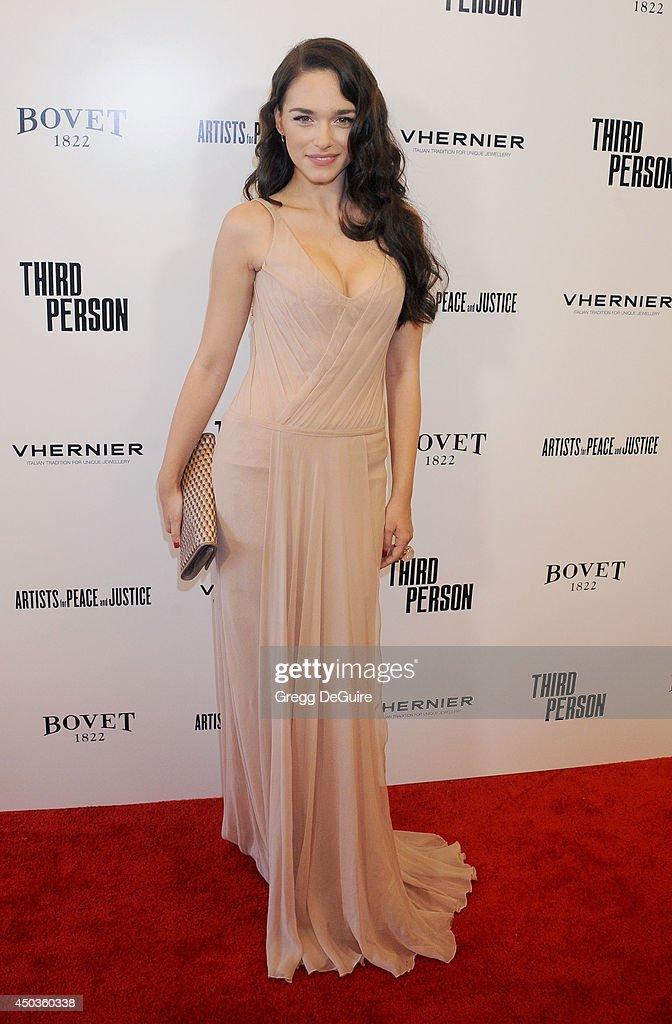 """Third Person"" - Los Angeles Premiere - Arrivals"