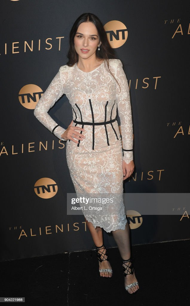 "Premiere Of TNT's ""The Alienist"" - Arrivals"
