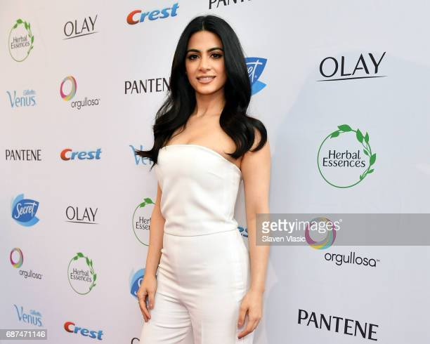 Actress Emeraude Toubia unveil the campaign #WeAreOrgullosa a mission to shed light on the misconceptions of being Latina and how culture impacts the...