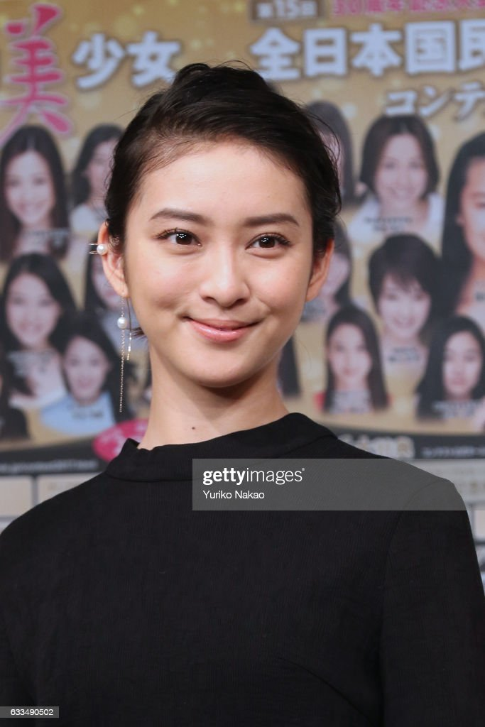 Actress Jing Tian attends the press conference of film