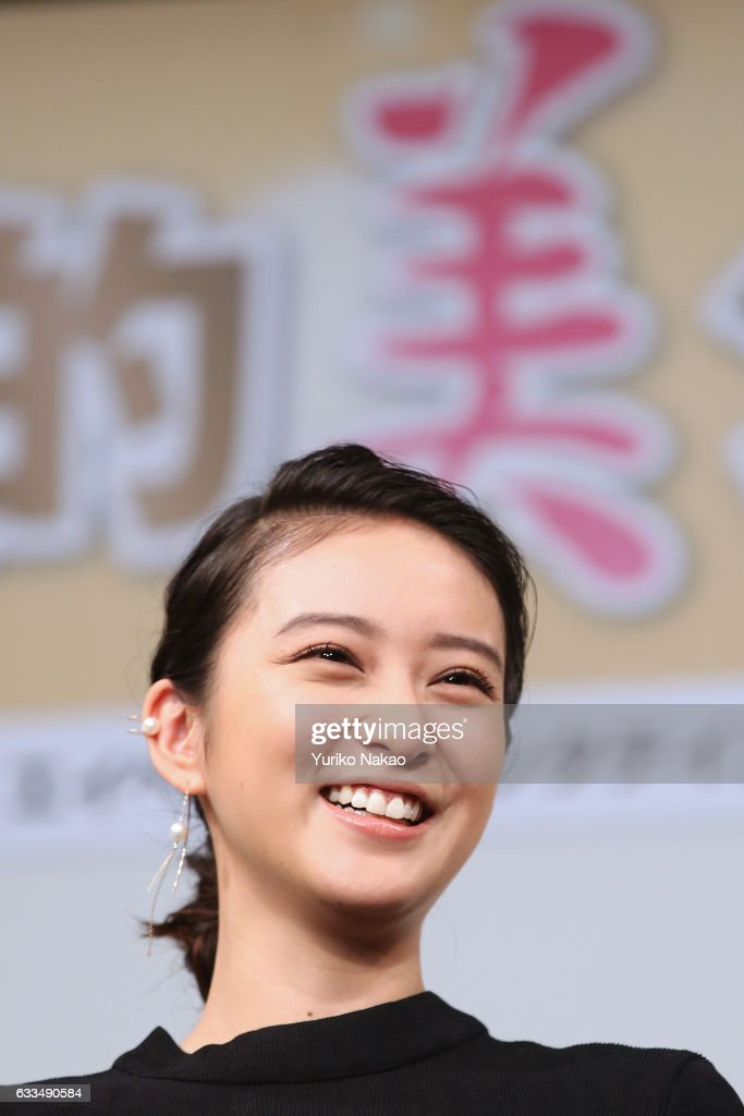 Actress Angelababy attends the press conference of