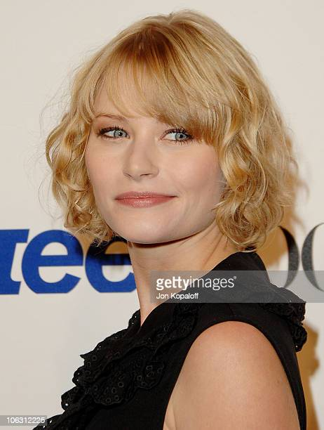 Actress Emilie de Ravin arrives at the Teen Vogue Young Hollywood Party at Vibiana on September 20 2007 in Los Angeles California