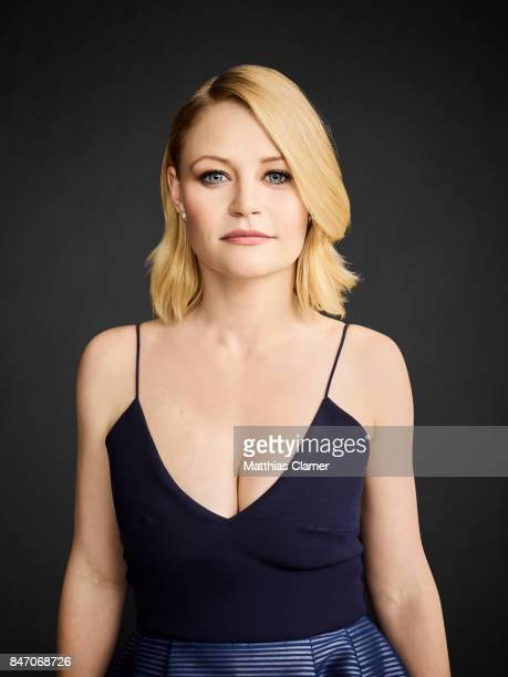 Actress Emilie de Ravin from 'Once Upon a Time' is photographed for Entertainment Weekly Magazine on July 23, 2016 at Comic Con in the Hard Rock...