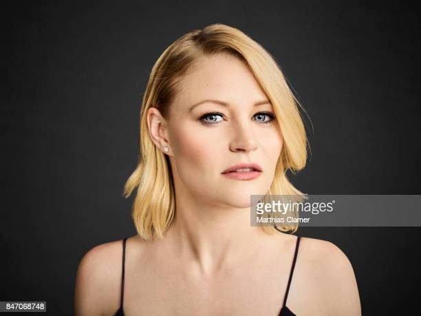 Actress Emilie de Ravin from 'Once Upon a Time' is photographed for Entertainment Weekly Magazine on July 23 2016 at Comic Con in the Hard Rock Hotel...