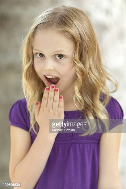Actress Emily Alyn Lind poses at a photo shoot on September 20 2011 in Los Angeles California