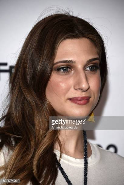 Actress Emily Arlook arrives at the premiere of ABC's Grownish on December 13 2017 in Hollywood California