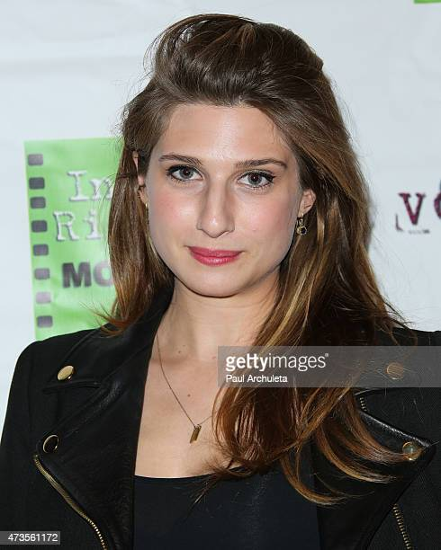Actress Emily Arlook attends the premiere of 'Miles To Go' at Arena Cinema Hollywood on May 15 2015 in Hollywood California