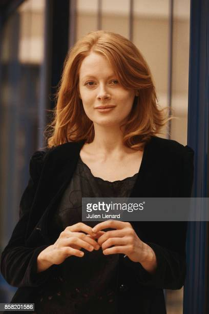 Actress Emily Beecham is photographed for Self Assignment on September 30 2017 in Dinard France