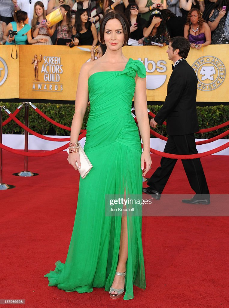 18th Annual Screen Actors Guild Awards - Arrivals : News Photo