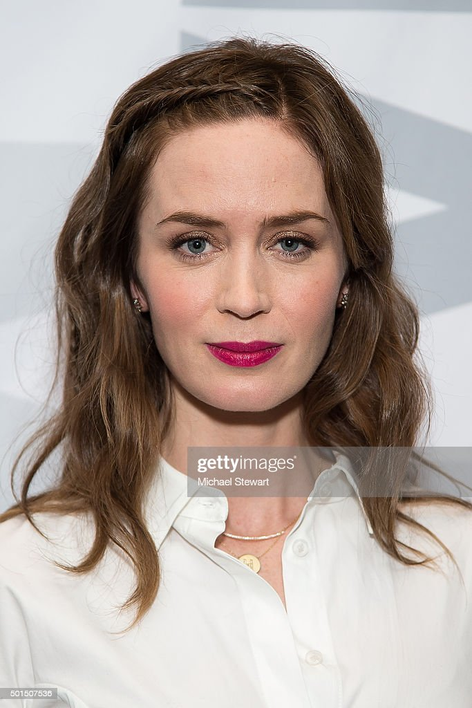 """Sicario"" New York Screening"