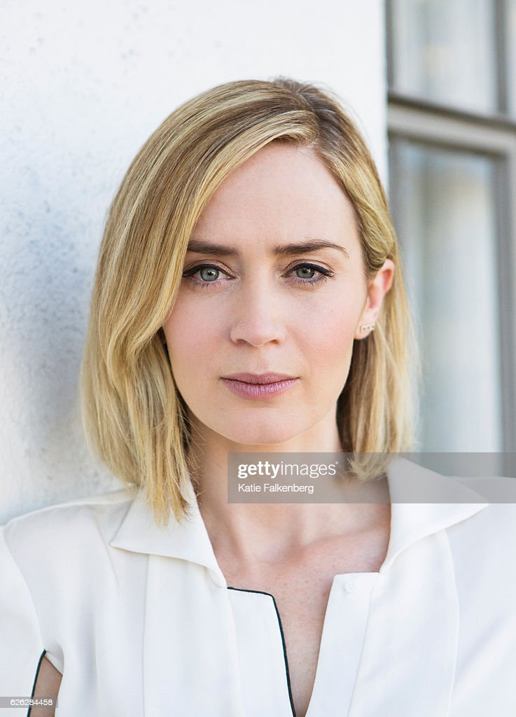 Emily Blunt, Los Angeles Times, November 17, 2016