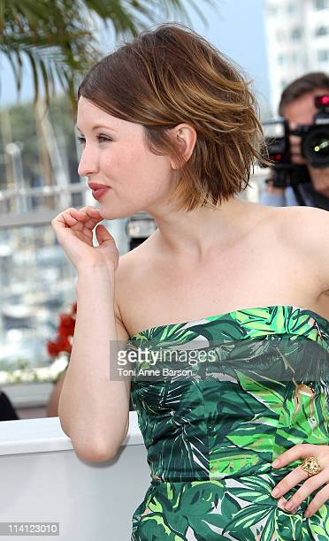 Actress Emily Browning Attends The Sleeping Beauty Photocall During The 64th Cannes Film Festival