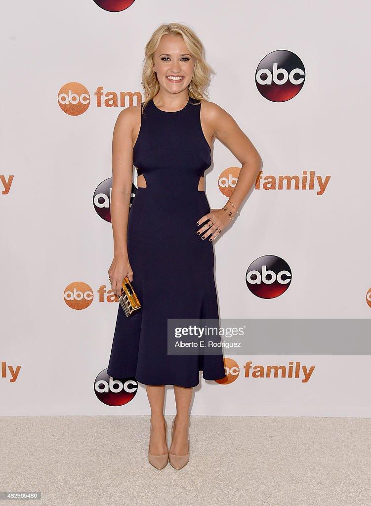 Disney ABC Television Group's 2015 Summer TCA Press Tour - Photo Call
