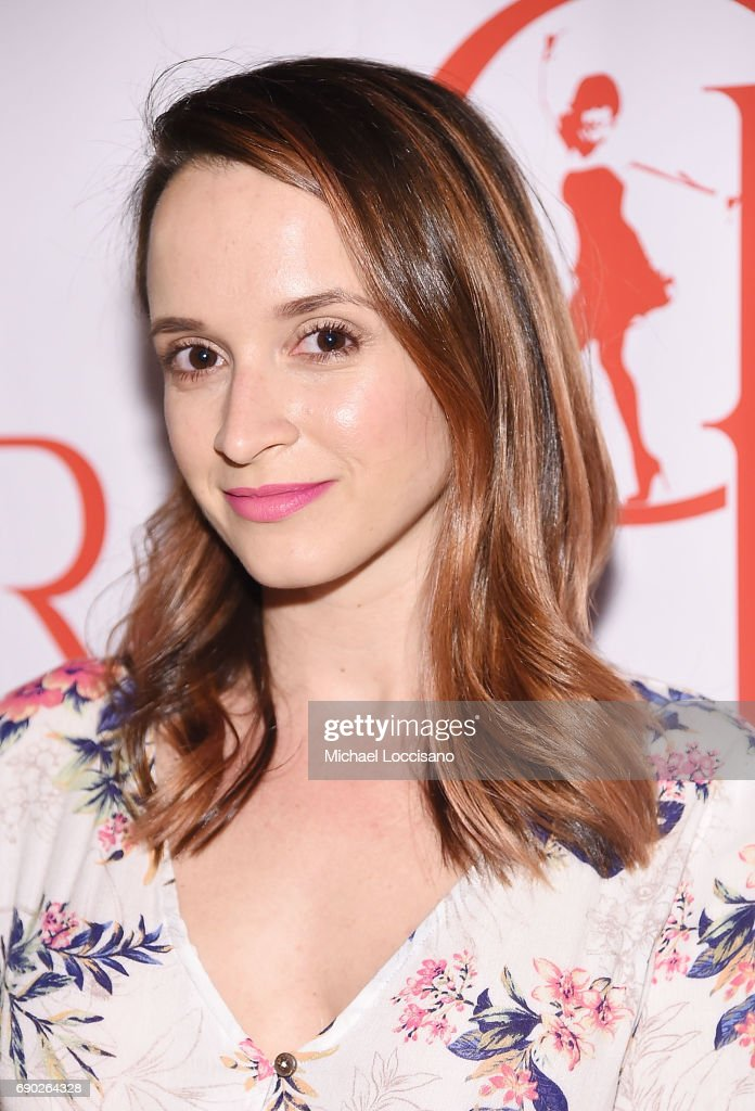 Actress Emily Padgett attends the 2017 Chita Rivera Awards Nominees' Reception at The Lambs Club on May 30, 2017 in New York City.