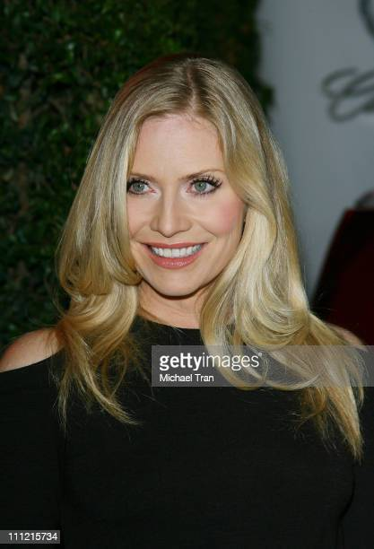 Actress Emily Procter arrives at The Cadillac of Premieres at Area Nightclub on September 19 2007 in West Hollywood California
