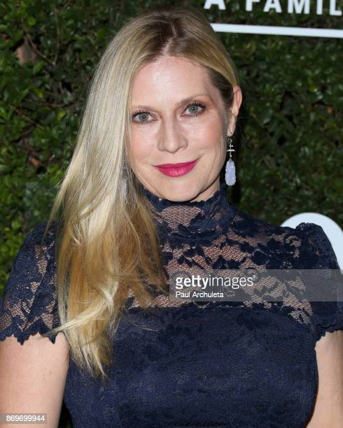 Actress Emily Procter attends Conservation International's 30th Anniversary Dinner at 3LABS on November 2 2017 in Culver City California