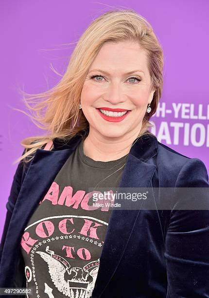 Actress Emily Procter attends Express Yourself 2015 to benefit PS ARTS providing arts education to 25000 public school students each week at Barker...