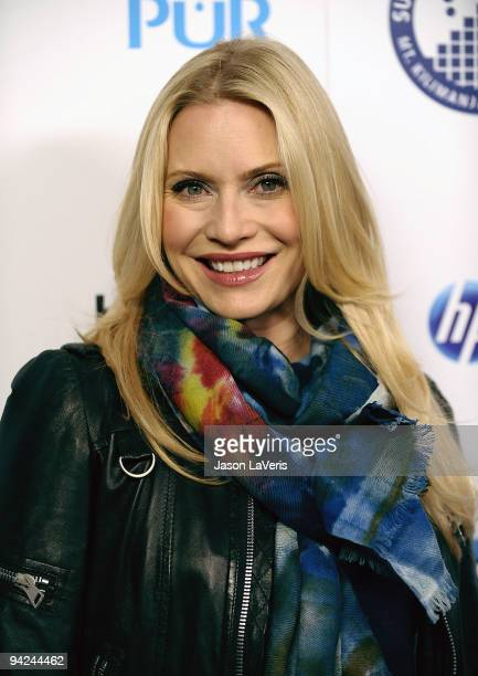 Actress Emily Procter attends Summit on the Summit preascent event at Voyeur on December 9 2009 in West Hollywood California
