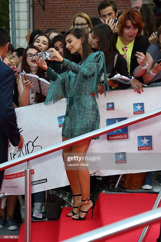 'We Are Your Friends' Premiere At Kinepolis Lomme In Lille : News Photo