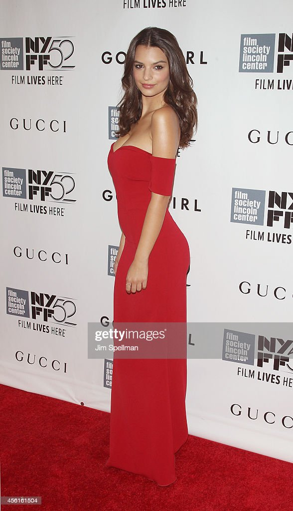 """52nd New York Film Festival Opening Night Gala Presentation And World Premiere Of """"Gone Girl"""" : News Photo"""