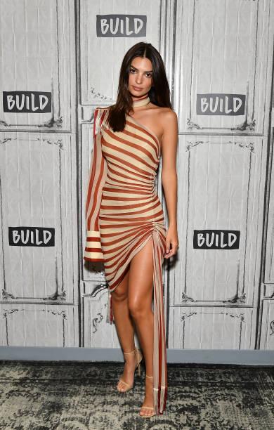NY: Celebrities Visit Build - June 17, 2019