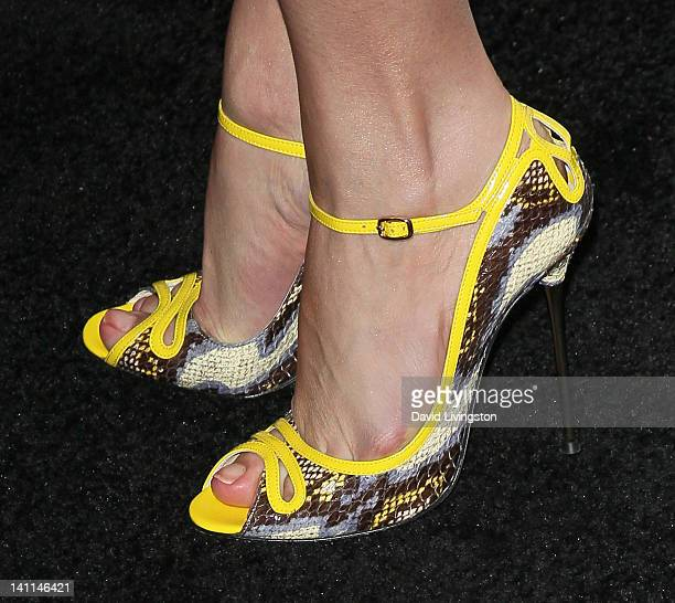 """Actress Emily VanCamp attends The Paley Center for Media's PaleyFest 2012 honoring """"Revenge"""" at Saban Theatre on March 11, 2012 in Beverly Hills,..."""