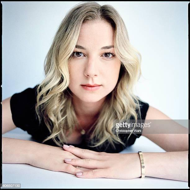 Actress Emily Vancamp is photographed for The Globe and Mail on September 17 2016 in Los Angeles California